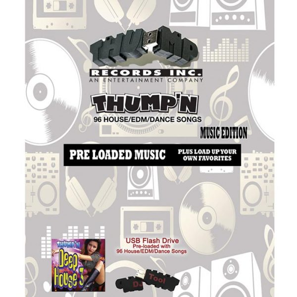 Thump Records Dance Music MP3 collection.
