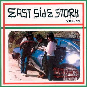 Vinyl record East Side Story volume 11.