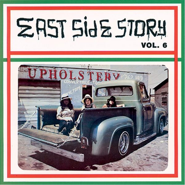Vinyl record East Side Story volume 6.