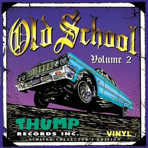 Vinyl record Old School volume 2.