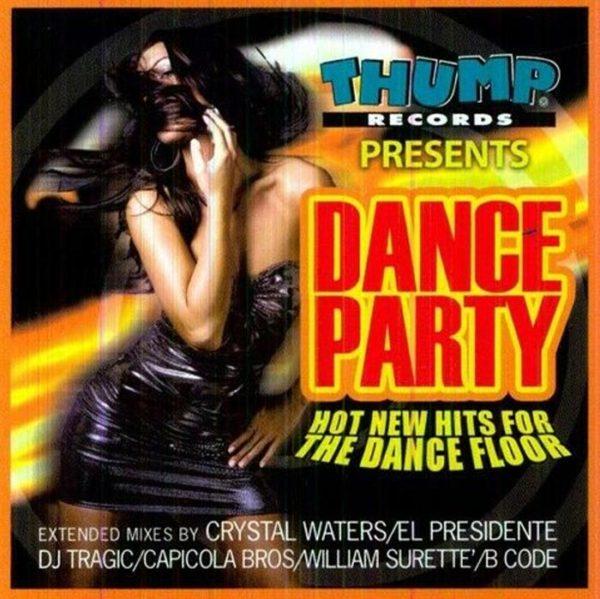 Album Dance Party