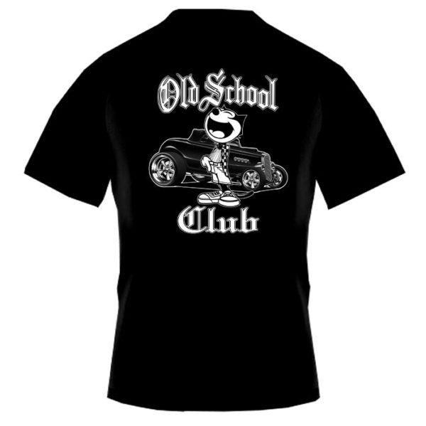 T-Shirt Old School Club 3