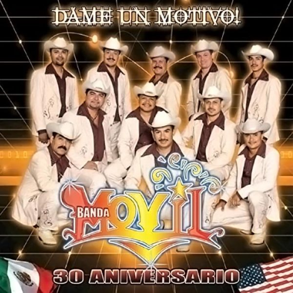 ALBUM BANDA MOVIL DAME UN MOTIVO