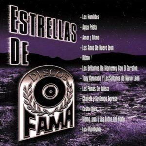 ALBUM ESTRELLAS DE DISCOS FAMA
