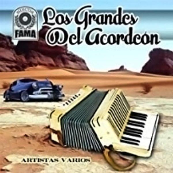 ALBUM LOS GRANDES DEL ACORDEON