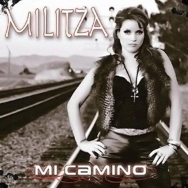 ALBUM MILITZA MI CAMINO