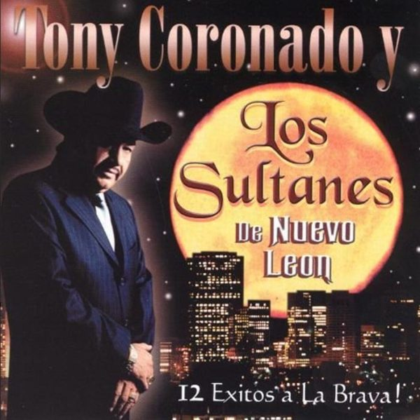 ALBUM TONY CORONADO 12 EXITOS