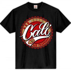 T-SHIRT CALI 49