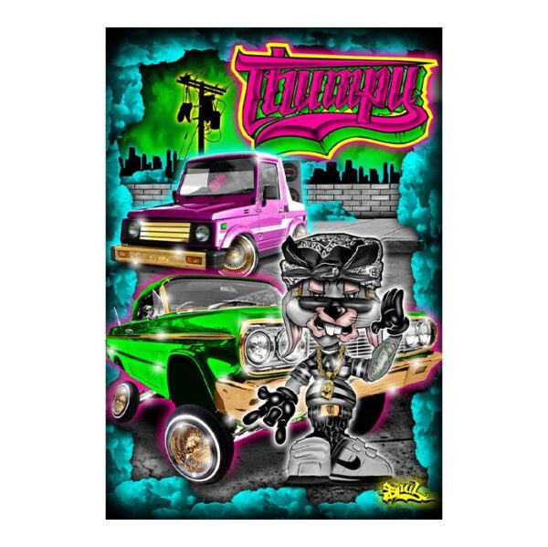 Thumpy 3 Poster