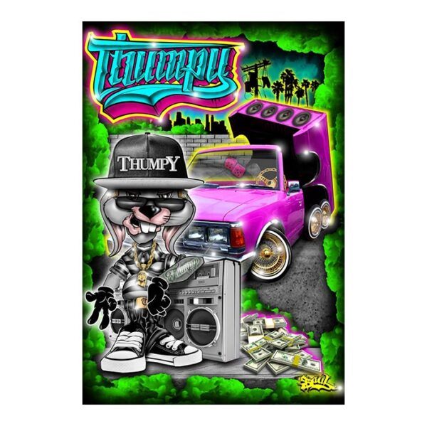 thumpy 1 poster