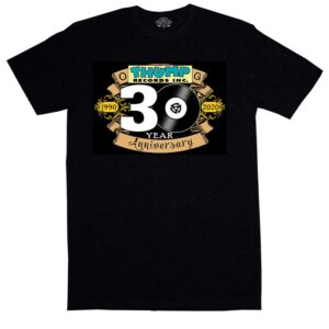 thump 30th anniversary tshirt