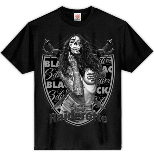Raiderette t-shirt