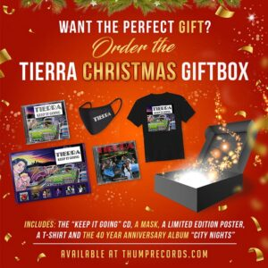 TIERRA christmas giftbox