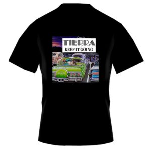 Tierra Keep It Going t-shirt