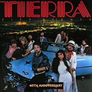 TIERRA City Nights CD