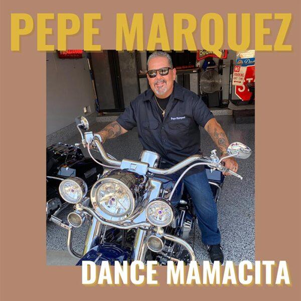 pepe marquez dance mamacita album cover