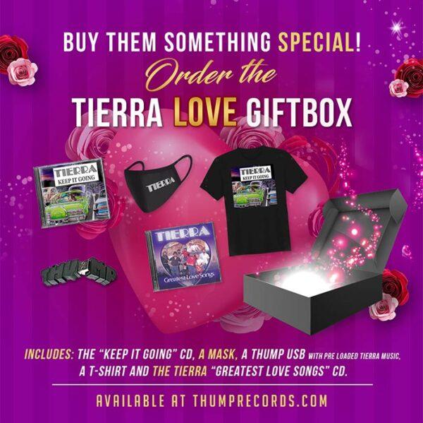 tierra love giftbox