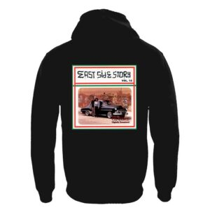 east side story volume 12 hoodie