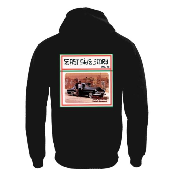 east side story volume 12 hoodie