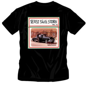 east side story volume 12 t-shirt