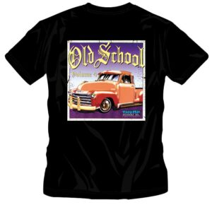 old school volume 4 t-shirt