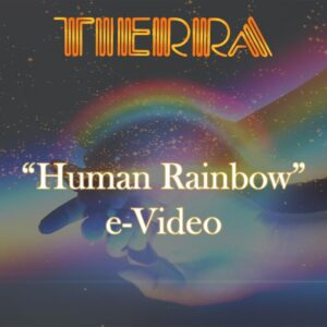 "Video titled ""Human Rainbow"" from Latin R&B group TIERRA."