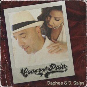 daphee d. salas love and pain album cover
