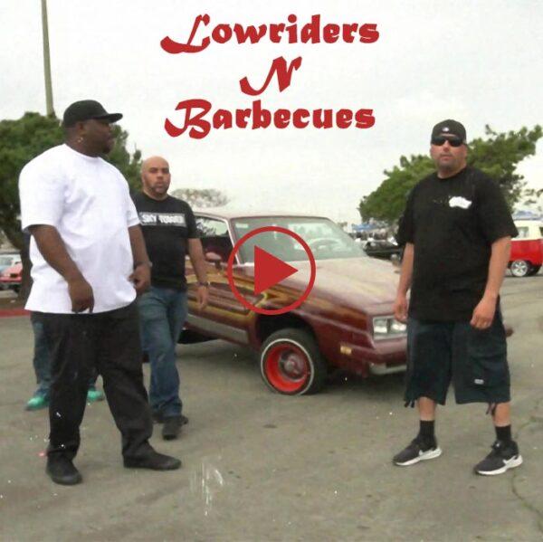 Jorge G video Lowriders N Barbecues