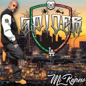 Cover art for album Mi Regreso from Spider